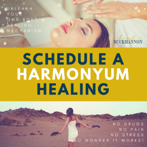 Harmonyum Healing Arizona Cecil Buckhannon
