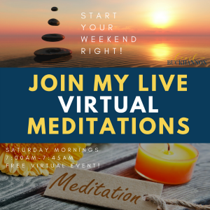 Virtual Meditations with Cecil Buckhannon